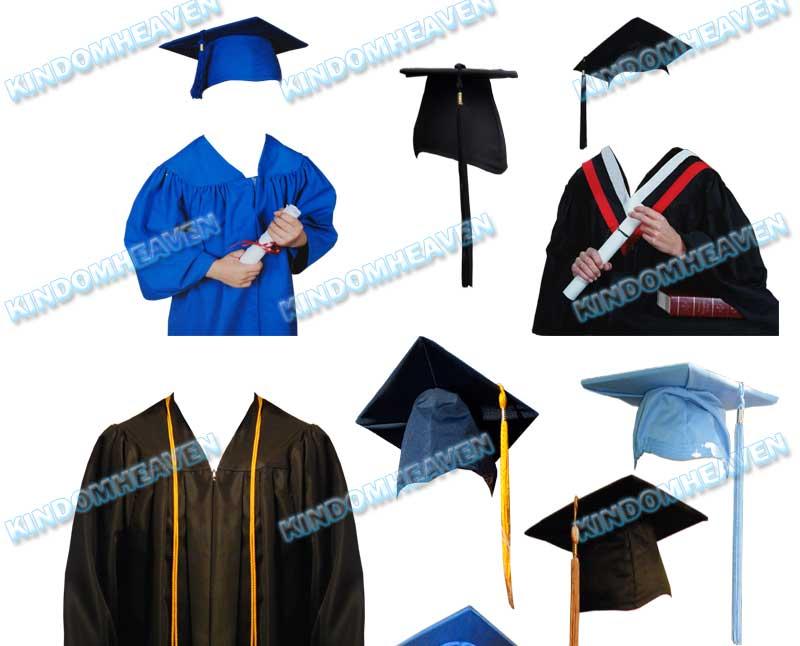 fotmontajes toga y birrete para graduacion originales