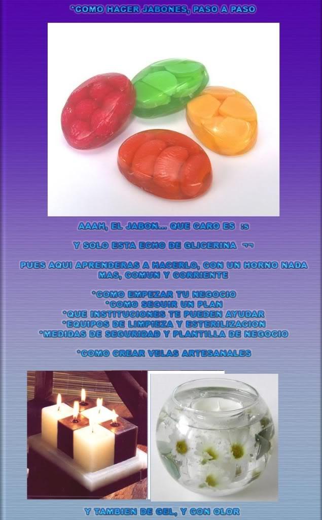 como hacer jabones recetas formulas quimicas