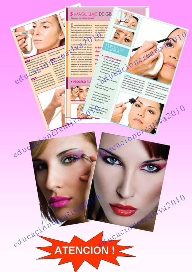 decoracion de uñas y manicure gel acrilicas accesorios curso cursos paso  a paso facil