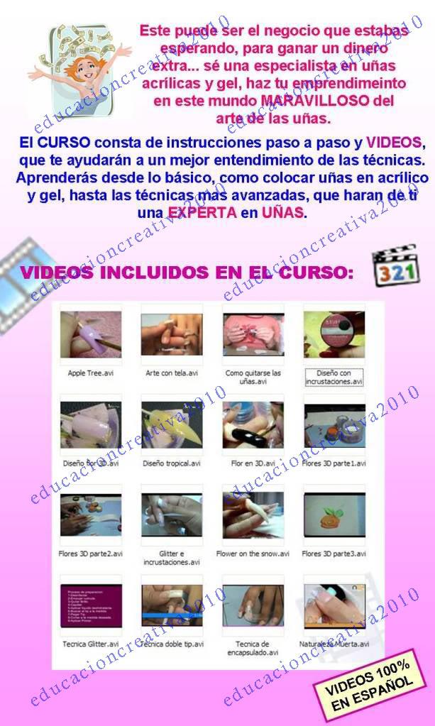 decoracion de uñas manicure gel acrilizas aerografia