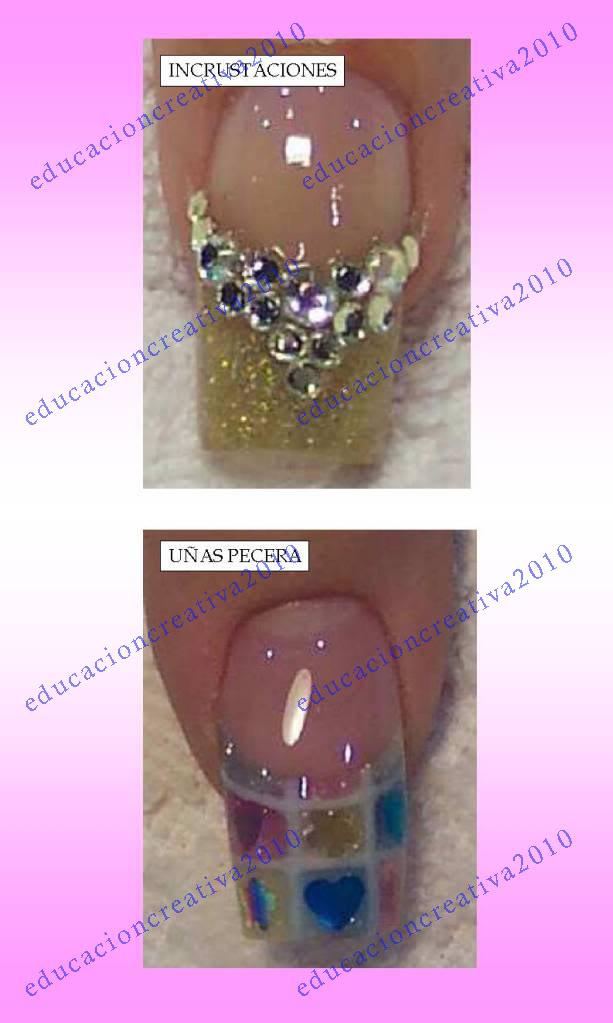 decoracion de uñas manicure gel acrilicas arografia