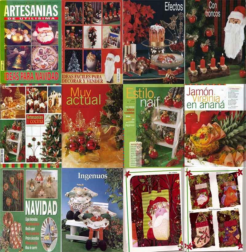 Adornos para el árbol y pie de arbol, Nacimientos, Botas, Estrellas, Coronas, Esferas, Cajas y Empaques, Muñecos, Bolsas y cajas para regalo Moños, Velas y candelabros