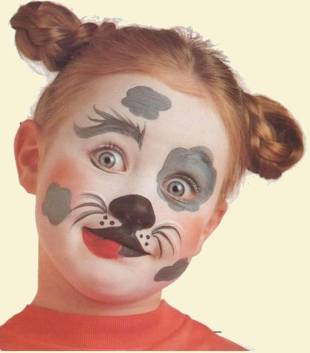 Curso de Maquillaje Infantil pinta caritas