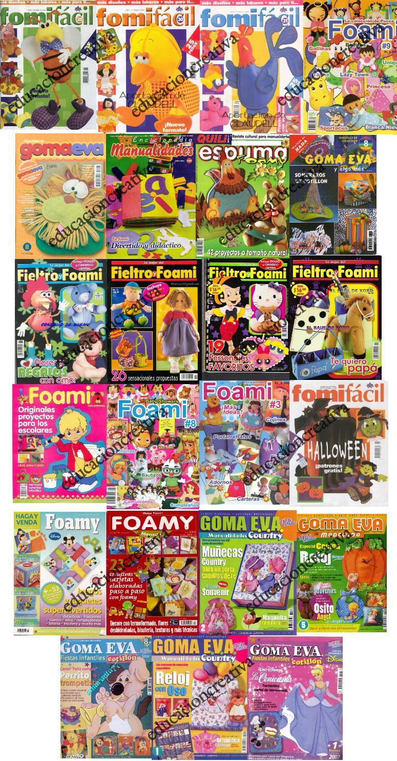 foamy revistas manualidades pdf