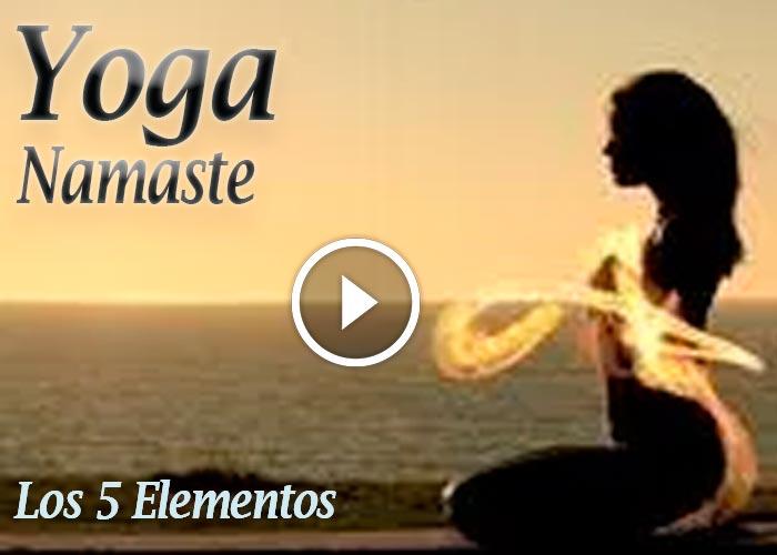 Kate Potter Yoga Namaste Los 5 Elementos Sabiduría Ayurveda Y Salud