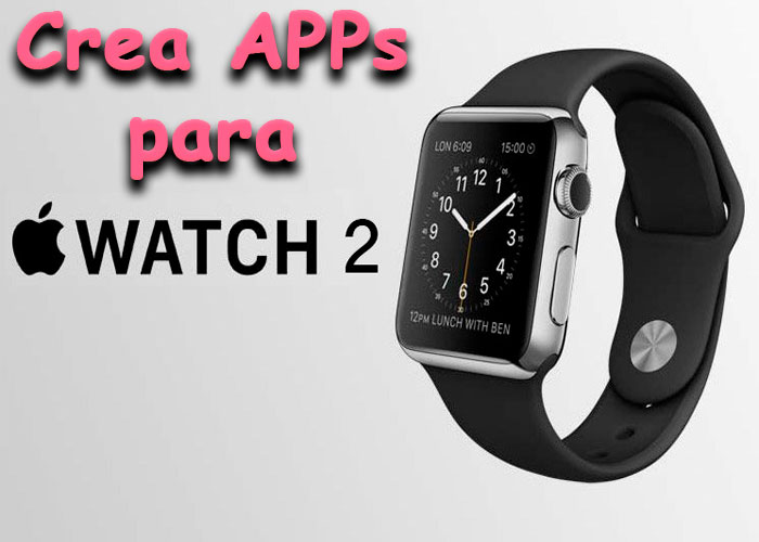 Crear APPs en Swift para Apple WatchOS 2 curso fundamental