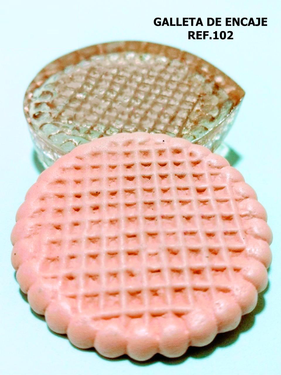 Molde para foamy galleta y animal caracol para manualidad