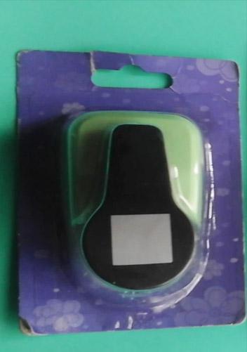 Troquel para foami perforadora 2 cm troquel o cutter goma eva