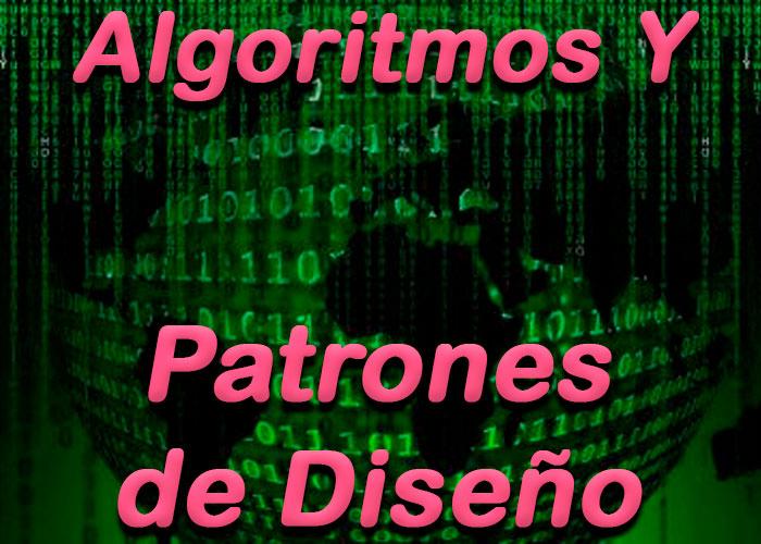 Video Curso Algoritmos y Patrones de Diseño