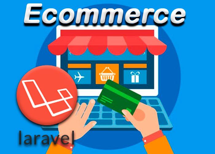 Curso para crear una tienda en línea con PHP y Laravel